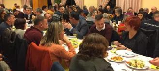 Compromís presenta a Jordi Juan como candidato en Tavernes ante 400 personas