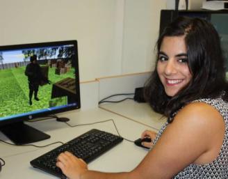 El Campus es puntero en tecnologías interactivas