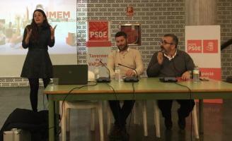 El socialista Víctor Borràs ya ejerce como candidato a la alcaldía en Tavernes