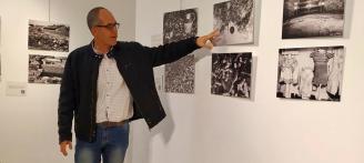 Juanjo Todolí muestra en Bellreguard el horror del exterminio en Auschwitz