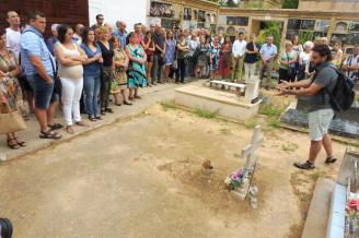 La Safor busca a descendientes de 15 represaliados de la fosa 100 de Paterna