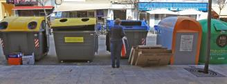 Un quinto contenedor convertirá en compost toda la basura orgánica
