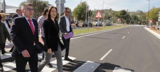 Gandia estrena una fachada norte más accesible, peatonal y sin inundaciones