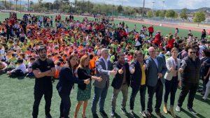 Al voltant 3.000 participants en el Dia de l'Esport Oliva 2019