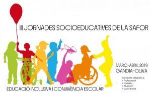 Oliva acull aquest dijous les III Jornades Socioeducatives de la Safor