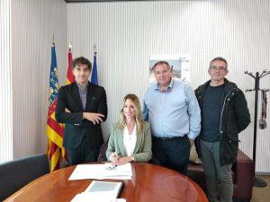 Oliva s'integra en la Xarxa Gastroturística de la Comunitat Valenciana