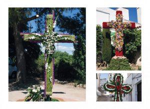 14 Creus de Maig participen enguany en el XX Concurs de les Festes del Crist de Sant Roc