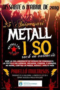 Concert 25 anys Metall i so