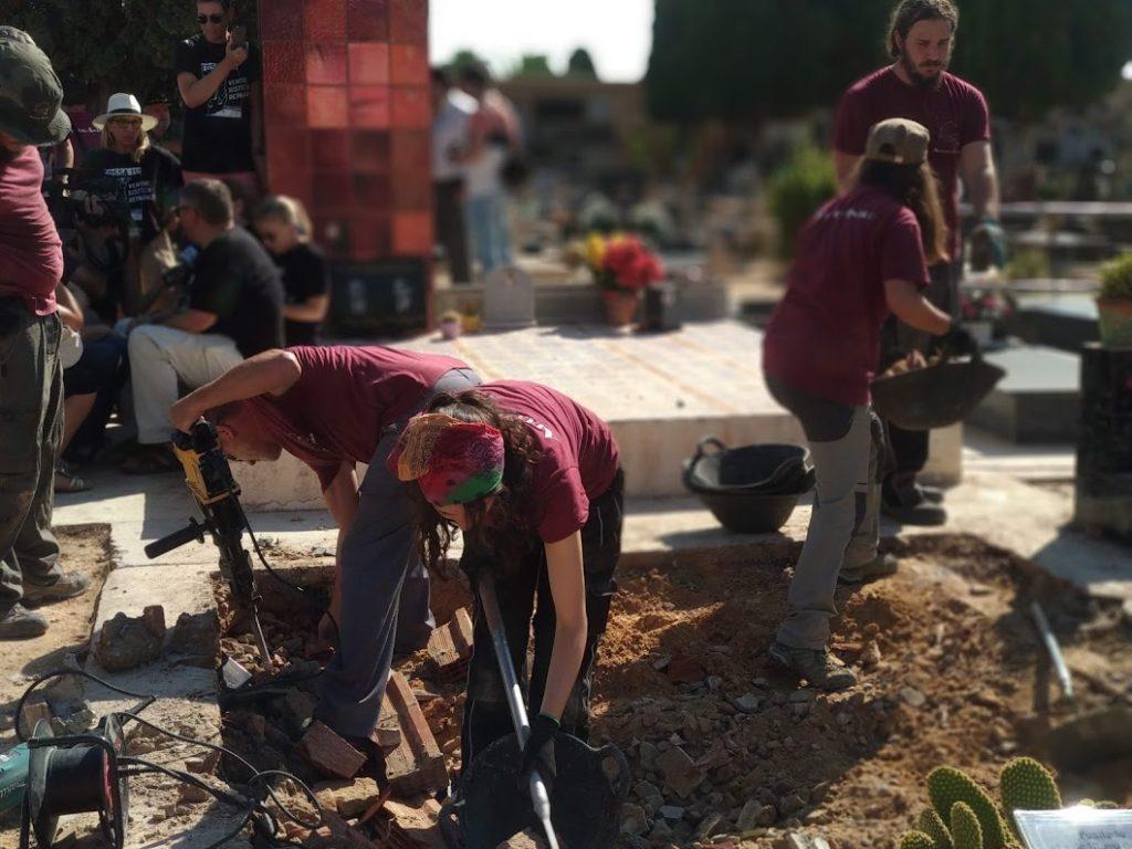 Els arqueòlegs troben les primeres restes en la fossa 115 de Paterna