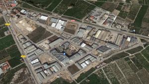L'Ajuntament d'Oliva rep una subvenció de 120 mil euros per a la millora del polígon industrial El Brosquil