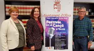 Oliva presenta el Festival de la Cançó de la Fira i Festes 2019