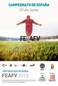 Els camps d'Oliva Nova acullen la fase final de la Lliga Solidària de Veterans de F7
