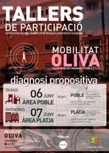 S'inicia el procés de participació ciutadana per enllestir la 3a fase del Pla de Mobilitat Urbana Sostenible (PMUS)
