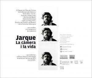 El Museu Valencià d'Etnologia centra la seua nova exposició en el treball del fotògraf valencià Francesc Jarque