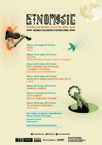 El Museu Valencià d'Etnologia presenta el festival Etnomusic Primavera 2019