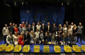 Escena Erasmus presenta el seu nou espectacle 'Una cançó per a Europa'