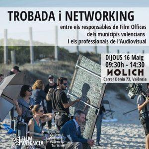 """Film València organitza grups de treball per a """"trencar la taula burocràtica"""" entre productors i film offices"""