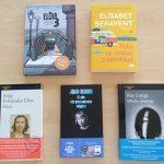 LLIBRES BIBLIOTECA- MAIG (1)