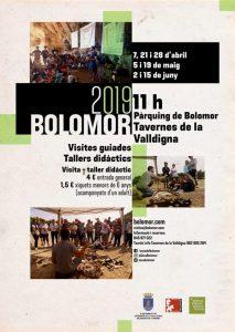 Visites guiades i tallers didàctics a la cova del Bolomor