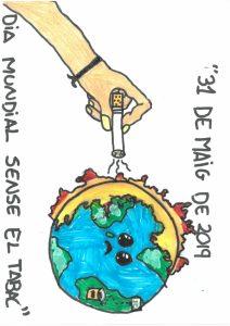 III Concurs de Dibuix del Dia Mundial Sense Tabac