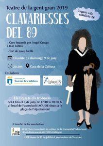 Teatre de la Gent Gran 'Clavariesses del 89'