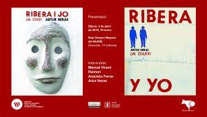 Artur Heras ret un personal homenatge a Josep de Ribera en la seua darrera aventura literària