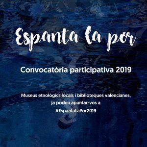 El Museu Valencià d'Etnologia convoca a les biblioteques i els museus locals a 'espantar la por'