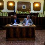 El Vicepresident Segon de la Generalitat visita Oliva per signar el conveni de les subvencions ARRUR