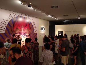 Més de 2.000 visitants s'apropen al MuVIM en la Gran Nit de Juliol