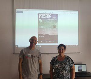 Perseids 2019 llàgrimes deSan Llorenç: geocerca del tresor de la Marjal»