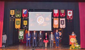 Presentació dels càrrecs de les Festes dels Moros i Cristians d'Oliva de 2019