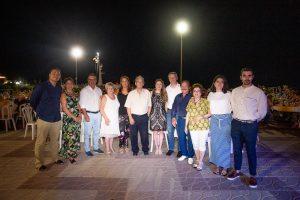 Gran èxit d'assistència al «Sopar a la fresca» organitzat per la Regidoria de Gent Gran