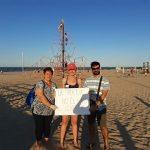 «La platja no és un cendrer»: la iniciativa ciutadana contra la brutícia a les platges