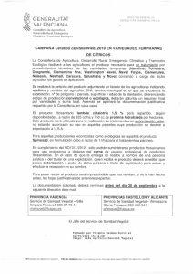 CAMPANYA PULVERITZACIÓ MOSCA DE LA FRUITA 2019