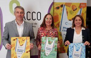 """L'Associació de Comerciants d'Oliva (ACCO) i l'Ajuntament d'Oliva presenten la iniciativa """"Xicotet Comerç. És el seu torn"""" per a reivindicar un consum més pròxim, sostenible i contributiu"""