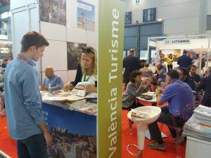 València Turisme porta els productes turístics valencians al mercat italià