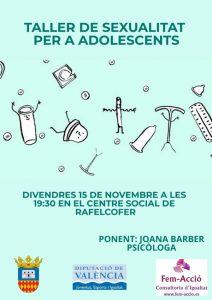 Aquest divendres hi ha organitzades dues activitats per a la joventut del poble.