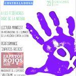 25 de novembre a Miramar – Ajuntament de Miramar