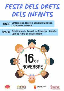 FESTA DELS DRETS DELS INFANTS