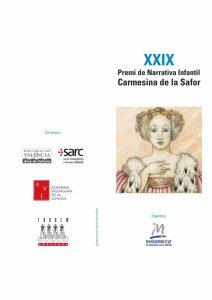 XXIX Premi de Narrativa Infantil Carmesina