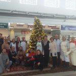 El Mercat Municipal es vesteix de Nadal