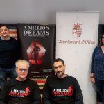 """L'alumnat de l'IES Gabriel Ciscar representarà el musical, en anglés, """"A Million Dreams"""" al Teatre Olímpia"""