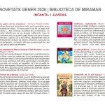 nous llibres de gener – Ajuntament de Miramar