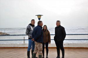 Oliva sol·licitarà la declaració de zona catastròfica pels efectes del temporal 'Gloria'