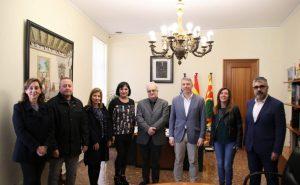Presentació de la nova Directiva de la Junta de Setmana Santa d'Oliva
