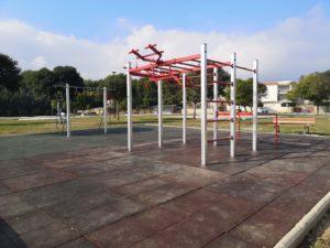 Xeraco finalitza les obres de modernització del polígon amb una inversió de 119.999,56 euros a través del programa 'Millores infraestructurals parcs empresarials'
