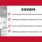 Com afecta a comerços i empreses l'estat d'alarma pel coronavirus?