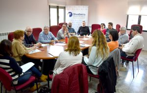 La Diputació inicia en el Rincón de Ademuz una anàlisi de necessitats per a actuar en zones despoblades