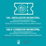 L'Ajuntament d'Oliva complementa el val-beca menjador de la Conselleria d'Educació