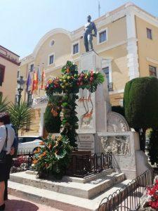 Oliva celebra les Creus de Maig des del confinament
